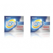 Bion 3 senior (30 comp + 30 comp pack descuento)