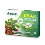 Vilardell digest bilax (30 comp)