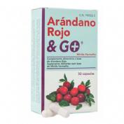 Arandano rojo & go (30 caps)