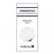 Consespag polichrestum consolidans solucion oral (gotas 50 ml)
