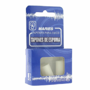 TAPONES MARIES ESPUMA 2 U