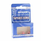 TAPONES NATADOR GOMA 2 U