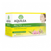 AQUILEA PECTORAL INFUS 20 SOBR