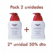 Eucerin higiene intima, pack de 2 unidades 8,85€