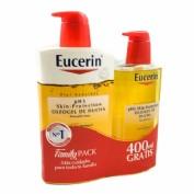EUCERIN OLEOGEL 1L + 400 ML GRATIS