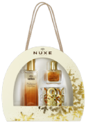 NUXE COFRE PARFUM +HUILE OR 10 ML + BRAZALETE