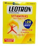Leotron vitaminas 60 cápsulas