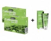 PACK PROMO SUVEO DUPLO CAFE VERDE 60 CAPS + REGALO LIPOREDUCTOR 200 ML