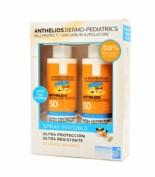 Anthelios duplo spray invisible spf 50+ 2 * 200 ml 2ª unidad al 50 % descuento