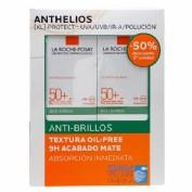 Anthelios duplo toque seco spf 50+ 2ª unidad al 50 % descuento