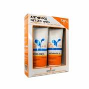 Anthelios duplo wet skin spf 50+ 2 * 250 ml 2ª unidad al 50 % descuento