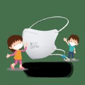 Mascarilla ffp2 nr infantil starcare 10u