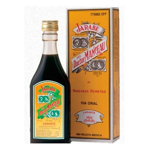 JARABE DEL DR MANCEAU, 1 frasco de 120 ml