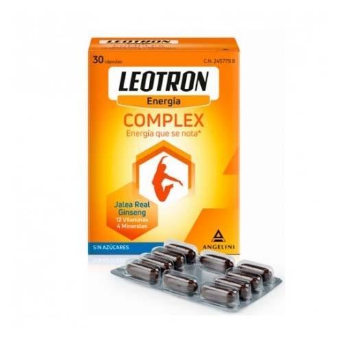 LEOTRON 30 CAP