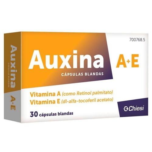 AUXINA A+E CAPSULAS BLANDAS , 30 cápsulas