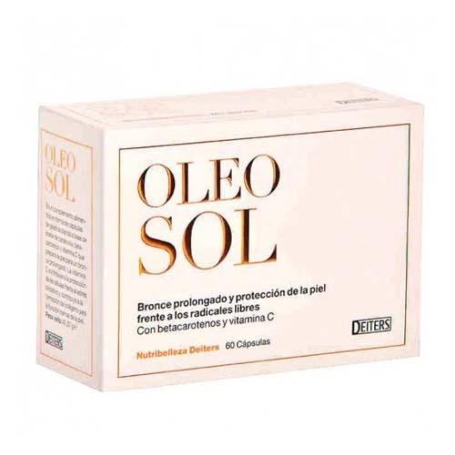 OLEOSOL ACEITE ZANAHORIA 60 CA