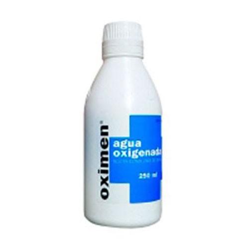 OXIMEN 3% SOLUCIÓN CUTÁNEA Y CONCENTRADO PARA SOLUCIÓN BUCAL , 1 frasco de 250 ml