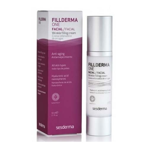 FILLDERMA NANO 1 STEP FAC 50ML