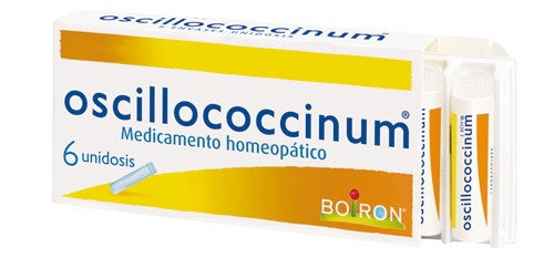 Boiron oscillococcinum 6 dosis