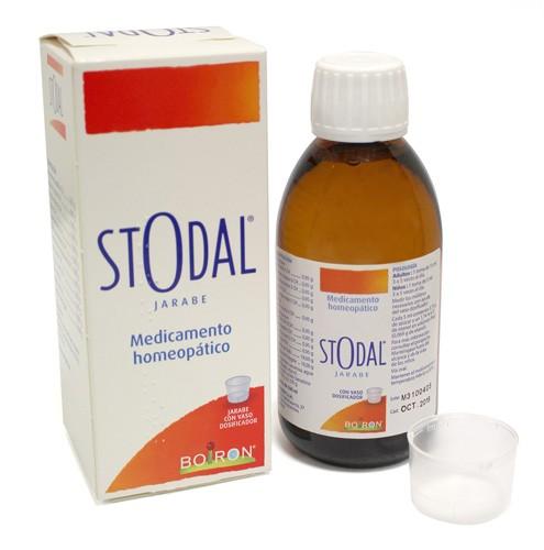 Boiron stodal jbe homeopatico