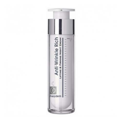 Anti-wrinkle night cream - frezyderm (50 ml)
