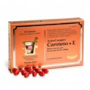 ACTIVECOMPLEX CAROTENO 60 CAPS