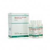 MINOXIDIL VIÑAS 50 mg/ml SOLUCION CUTANEA, 3 frascos de 60 ml