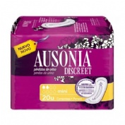 Absorb inc orina muy ligera - ausonia discreet (mini 20 u)