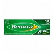 BEROCCA BOOST 15 COMP EFERVESC