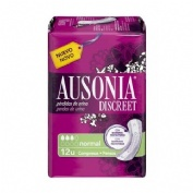 Absorb inc orina muy ligera - ausonia discreet (normal 12 u)