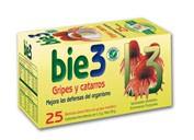 BIE3 GRIPES Y CATARROS 25 INF
