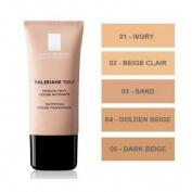 Toleriane teint spf- 20 fondo de maquillaje - la roche posay mousse matificante (tono 01 ivoire)
