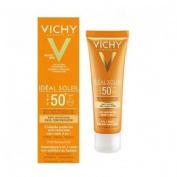 IDEAL SOLEIL SPF-50+ CUIDADO ANTIMANCHAS 3 EN 1 (COLOR 50 ML)