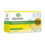 AQUILEA MANZANILLA INFUS 20 BO