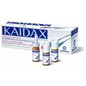 KAIDAX LOCION ANTICAIDA 12 AMP