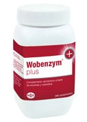 WOBENZYM PLUS 240 COMP