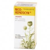 NICO-HEPATOCYN COMPRIMIDOS RECUBIERTOS , 60 comprimidos