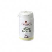 Aceite de higado de bacalao + vitamina e (90 perlas)