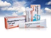 IBUPROFENO PHARMAGENUS 50 mg/g GEL , 1 tubo de 60 g