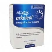ARKOLEOL METABOLIZA LAS GRASAS 90 CAPS.